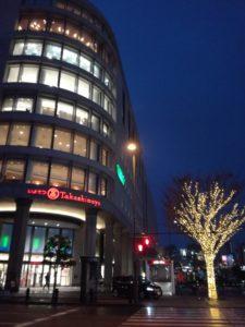 松山市駅周辺