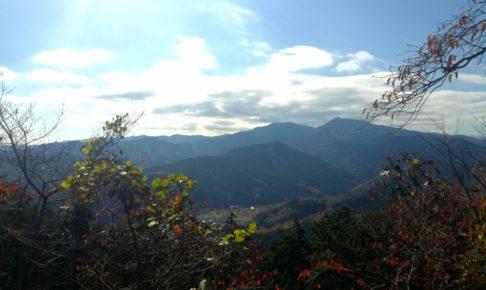 官ノ倉山と石尊山に登ってきた@小川町